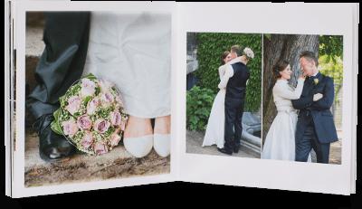 Fotobücher: Hochzeit