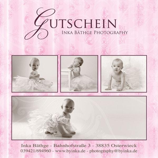 Inka Bäthge Photgraphy | Gutschein